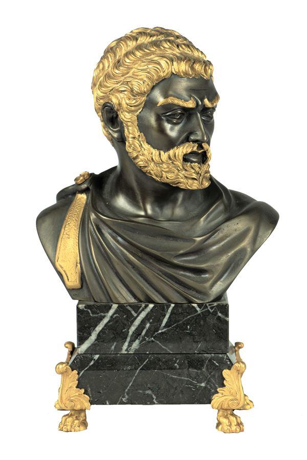 "Bust ""Roman Emperor"""