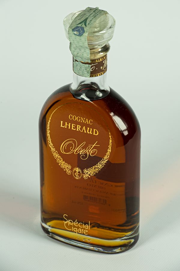 LHERAUD Cognac bottle