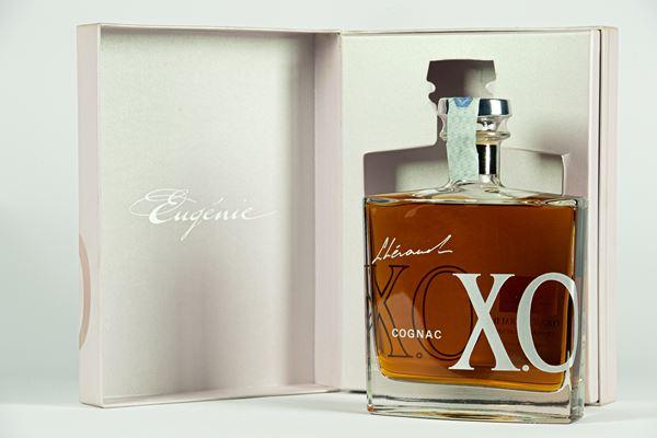 LHERAUD Cognac bottle