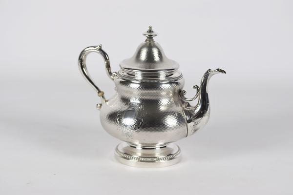Ancient silver teapot gr 320