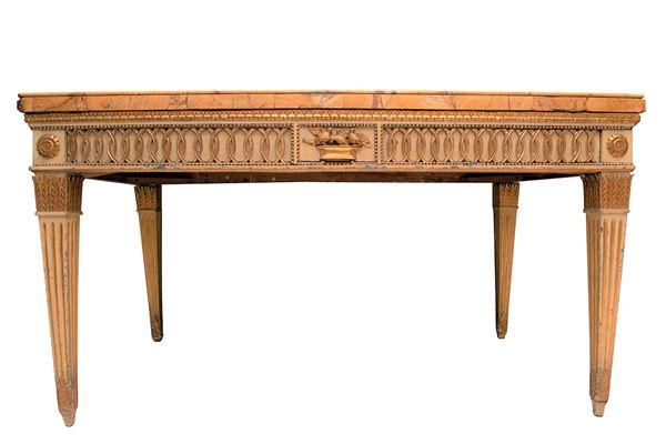 Roman console Louis XVI
