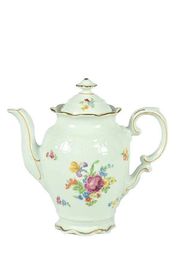 Bavaria porcelain coffee pot